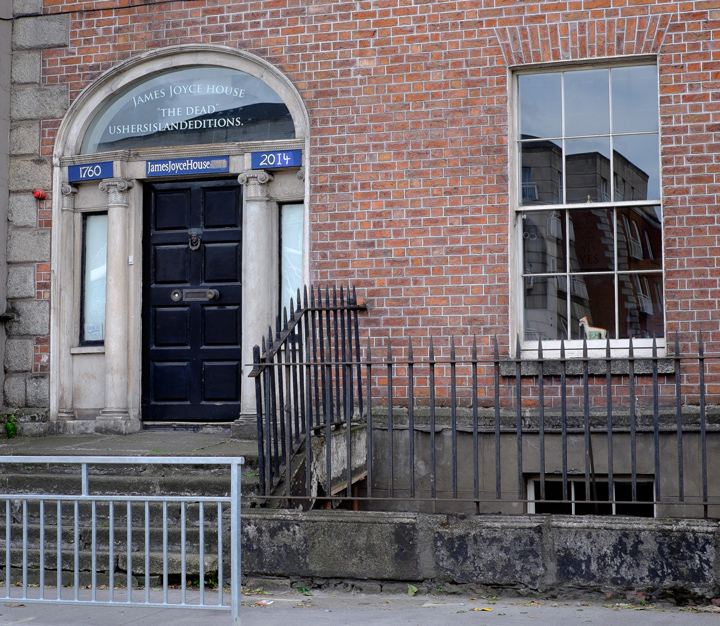 The James Joyce House